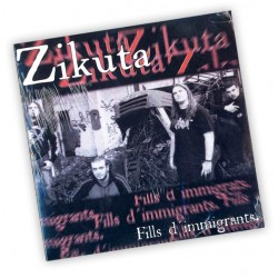 CD Zikuta - Fills d'immigrants