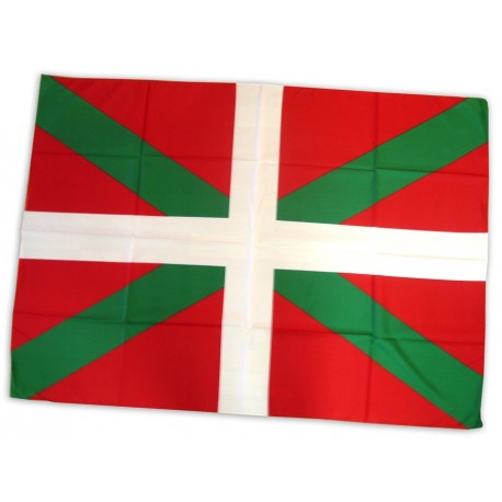 Bandera basca Ikurriña euskal herria