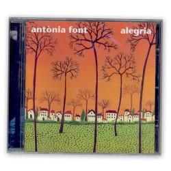 CD Antònia Font - Alegria