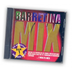 CD Barretina Mix