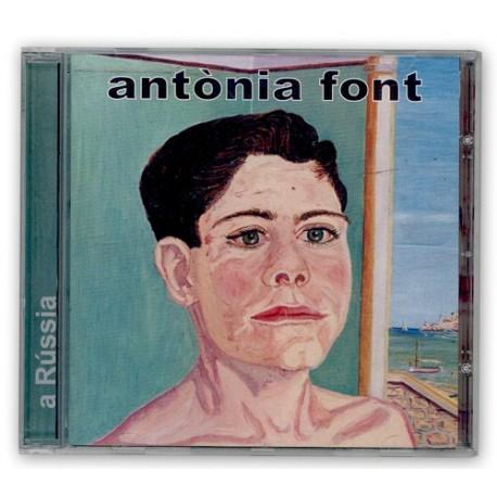 CD Antònia Font - A Rússia