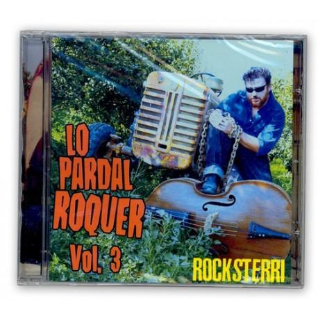 CD Lo pardal roquer - Vol. 3