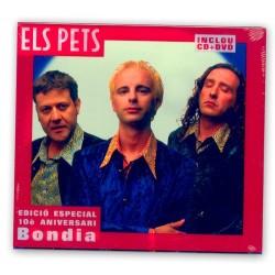 CD + DVD Els Pets - Edició especial 10è aniversari BON DIA