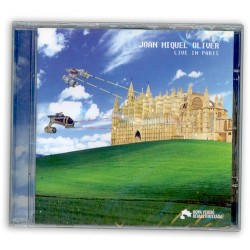 CD Joan Miquel Oliver - Live in Paris