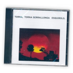 CD Esquirols - Torna, torna Serrallonga