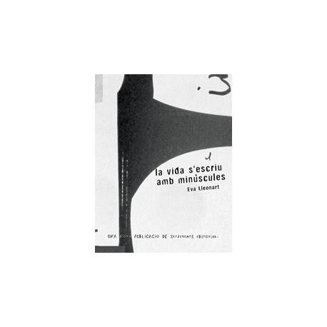 Llibre La vida s'escriu amb minúscules