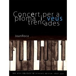 Llibre Concert per a ploma i veus trencades