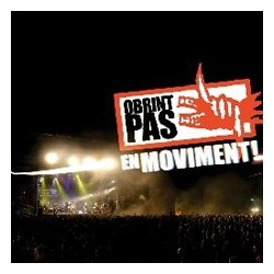CD + DVD Obrint Pas - ...en moviment!