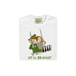 Samarreta infantil Ot el Bruixot - Ngronxen color