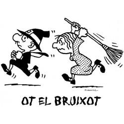 Samarreta infantil Ot el Bruixot - Berta