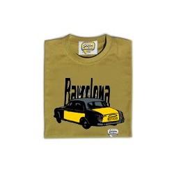 Samarreta Quin Cacau - Taxi