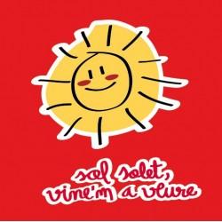 Body sense mànigues Sol solet vine'm a veure que tinc fred