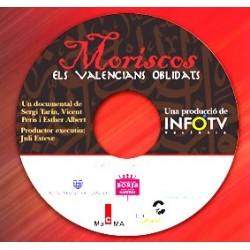 DVD Moriscos. Els Valencians oblidats