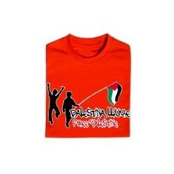 Samarreta m/llarga Nens Palestins
