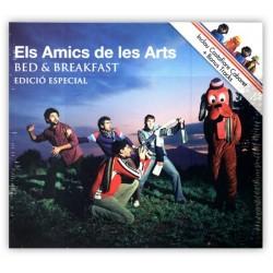 EDICIÓ ESPECIAL DOBLE CD Els Amics de les Arts Bed & Breakfast