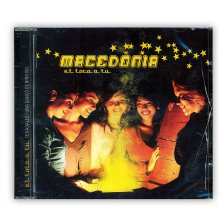 CD Macedònia Et toca a tu (nadales)