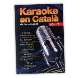 DVD Karaoke en català volum 2