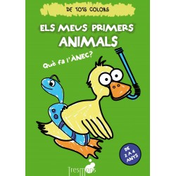 Conte Els meus primers animals