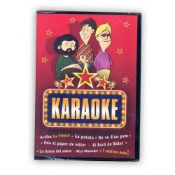 DVD Karaoke de La Trinca