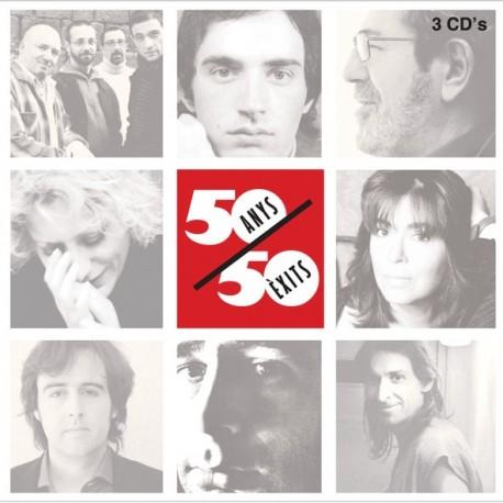 CD 50 anys, 50 èxits