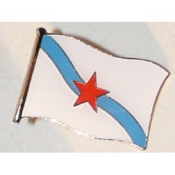 Pin Bandera Galícia