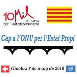 Samarreta Cap a l'ONU per l'Estat Propi