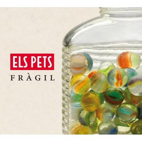 CD Els Pets - Fràgil
