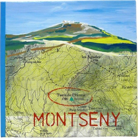 Quadre Montseny - ECAT19