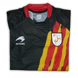 Samarreta oficial Selecció Catalana Futbol Astore negra