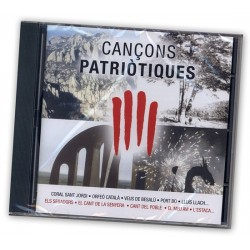 CD Cançons Patriòtiques