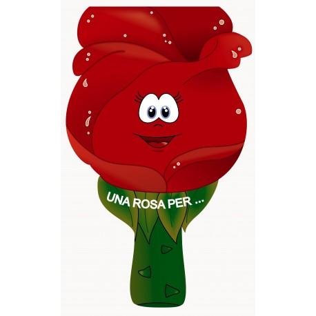 Conte Una rosa per... (lletra de pal)
