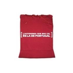 Dessuadora caputxa L'autonomia de Portugal