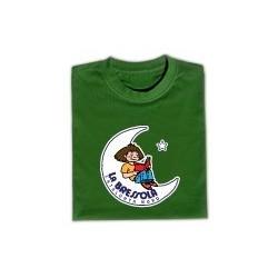Samarreta infantil Lluna - Bressola