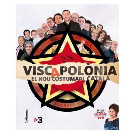 Llibre Visc a Polònia. El nou costumari català