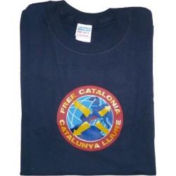 Samarreta logo Free Catalonia