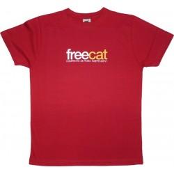 Samarreta Free Cat - Companyia de roba independent