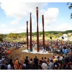 Rèplica Monument a la Independència d'Arenys de Munt