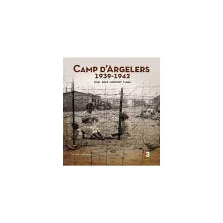 Llibre Camp d'Argelers (1939-1942)