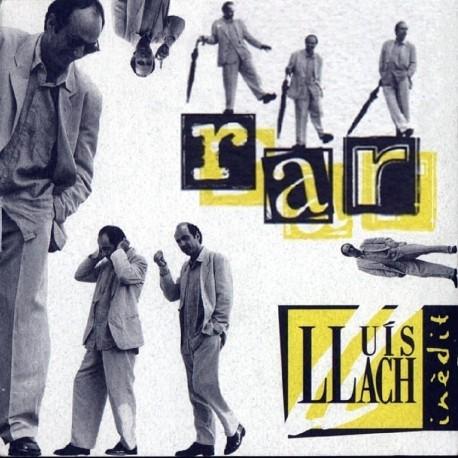 CD Lluís Llach - Rar