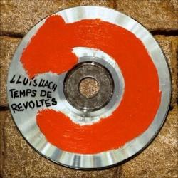 CD Lluís Llach - Temps de revoltes