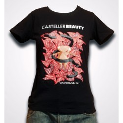 Samarreta de xiqueta Casteller Beauty