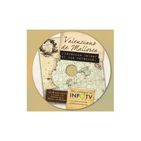 DVD Valencians de Mallorca. L'herència balear al sud valencià
