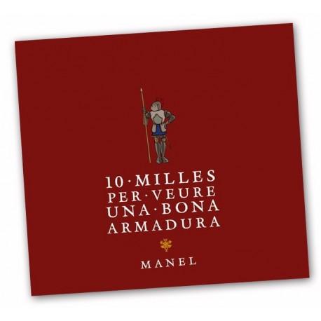 CD Manel - 10 milles per veure una bona armadura