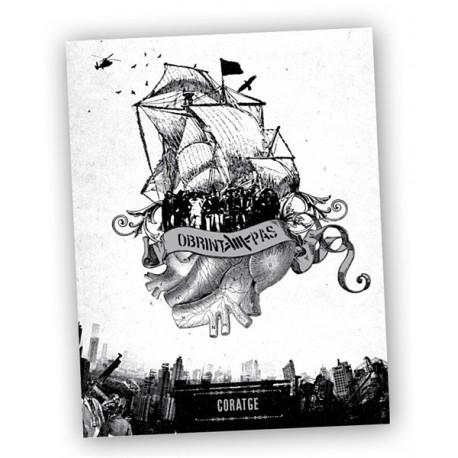 Llibre - CD Obrint Pas - Coratge