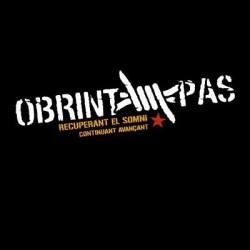 Samarreta Obrint Pas logo