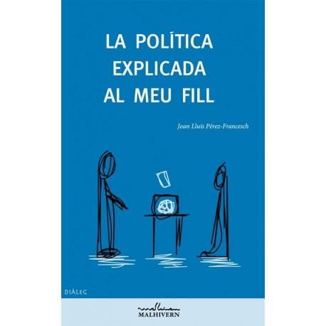 Llibre La política explicada al meu fill