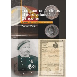 Llibre Les guerres carlistes al nord valencià. Cançoner