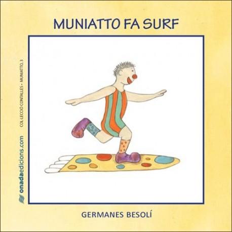 Llibre Muniatto fa surf