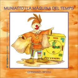 Llibre Muniatto i la màquina del temps