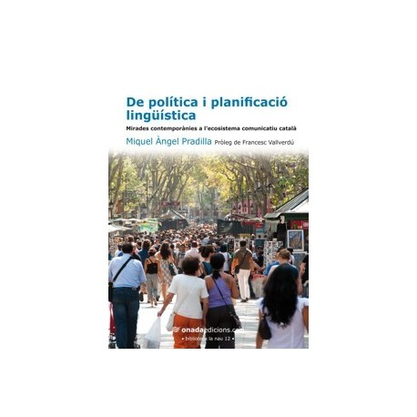 Llibre De política i planificació lingüística